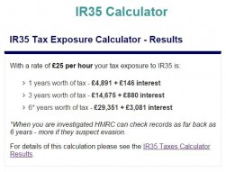 IR35 Exposer Calculator